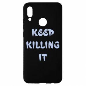 Etui na Huawei P Smart 2019 Keep killing it