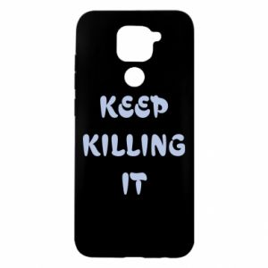 Etui na Xiaomi Redmi Note 9/Redmi 10X Keep killing it