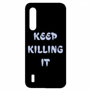 Etui na Xiaomi Mi9 Lite Keep killing it