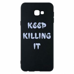 Etui na Samsung J4 Plus 2018 Keep killing it