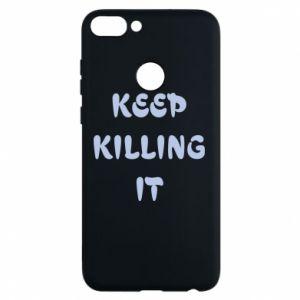 Etui na Huawei P Smart Keep killing it