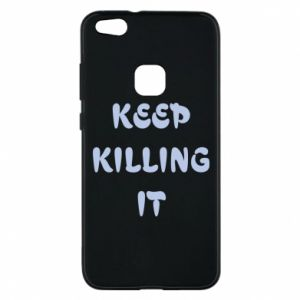 Etui na Huawei P10 Lite Keep killing it