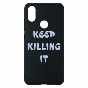 Etui na Xiaomi Mi A2 Keep killing it