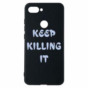 Etui na Xiaomi Mi8 Lite Keep killing it