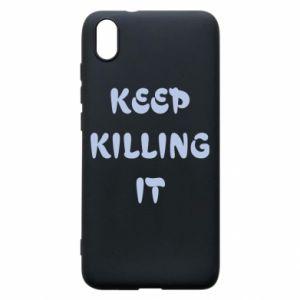 Etui na Xiaomi Redmi 7A Keep killing it