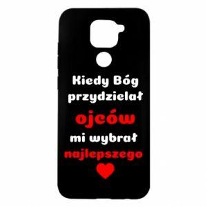 Etui na Xiaomi Redmi Note 9/Redmi 10X Kiedy Bóg