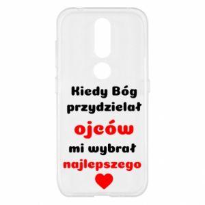 Etui na Nokia 4.2 Kiedy Bóg
