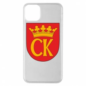 iPhone 11 Pro Max Case Kielce coat of arms