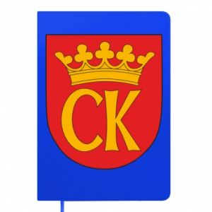 Notepad Kielce coat of arms