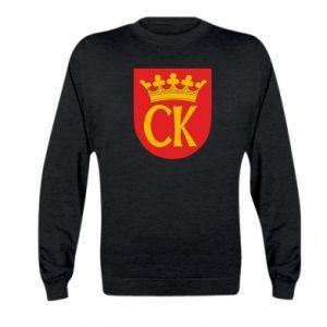 Kid's sweatshirt Kielce coat of arms
