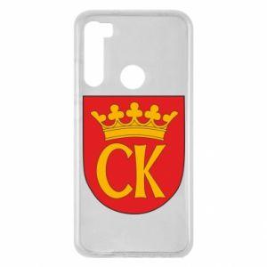 Xiaomi Redmi Note 8 Case Kielce coat of arms