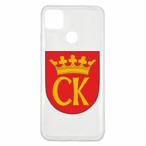 Xiaomi Redmi 9c Case Kielce coat of arms