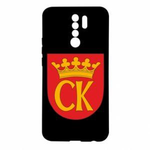 Xiaomi Redmi 9 Case Kielce coat of arms