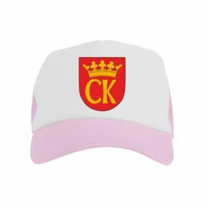 Kid's Trucker Hat Kielce coat of arms