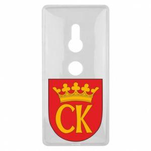 Sony Xperia XZ2 Case Kielce coat of arms