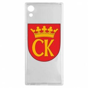 Sony Xperia XA1 Case Kielce coat of arms