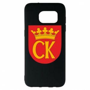 Samsung S7 EDGE Case Kielce coat of arms