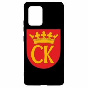 Samsung S10 Lite Case Kielce coat of arms