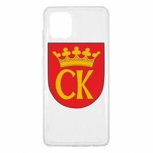 Samsung Note 10 Lite Case Kielce coat of arms