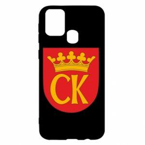 Samsung M31 Case Kielce coat of arms