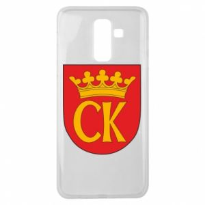 Samsung J8 2018 Case Kielce coat of arms