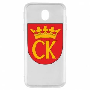 Samsung J7 2017 Case Kielce coat of arms
