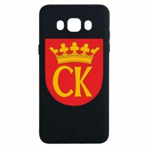Samsung J7 2016 Case Kielce coat of arms