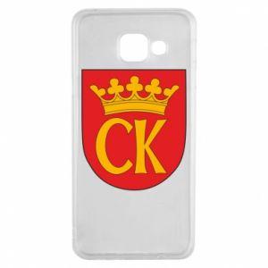 Samsung A3 2016 Case Kielce coat of arms