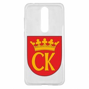 Nokia 5.1 Plus Case Kielce coat of arms