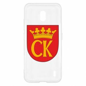 Nokia 2.2 Case Kielce coat of arms