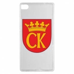 Huawei P8 Case Kielce coat of arms
