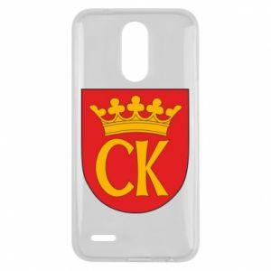 Lg K10 2017 Case Kielce coat of arms