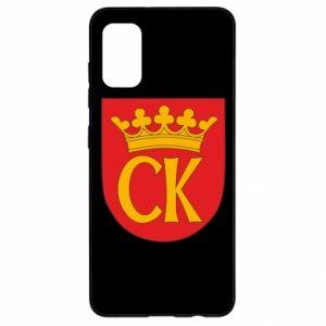 Samsung A41 Case Kielce coat of arms