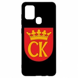 Samsung A21s Case Kielce coat of arms