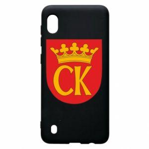 Samsung A10 Case Kielce coat of arms