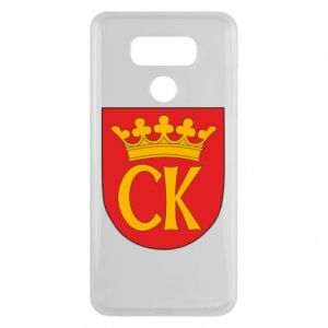 LG G6 Case Kielce coat of arms