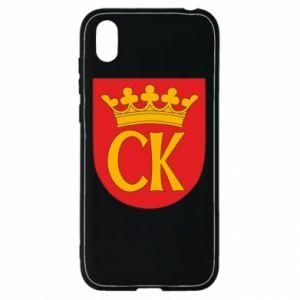 Huawei Y5 2019 Case Kielce coat of arms