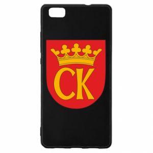 Huawei P8 Lite Case Kielce coat of arms