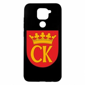 Etui na Xiaomi Redmi Note 9/Redmi 10X Kielce herb
