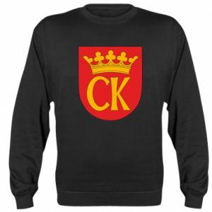 Sweatshirt Kielce coat of arms
