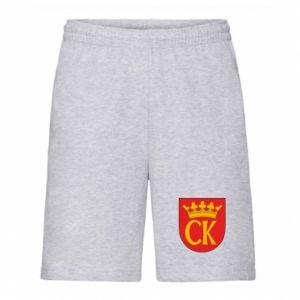 Men's shorts Kielce coat of arms