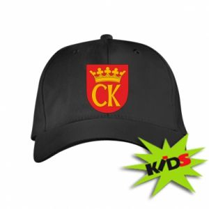 Kids' cap Kielce coat of arms