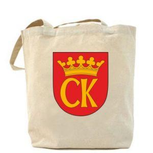 Bag Kielce coat of arms