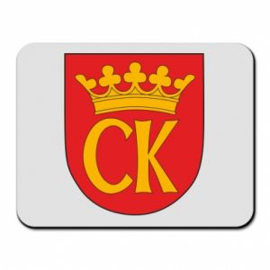 Mouse pad Kielce coat of arms