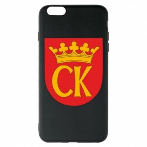 iPhone 6 Plus/6S Plus Case Kielce coat of arms