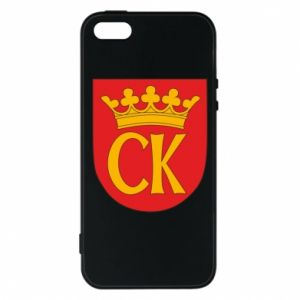 iPhone 5/5S/SE Case Kielce coat of arms