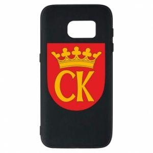 Samsung S7 Case Kielce coat of arms