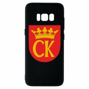 Samsung S8 Case Kielce coat of arms