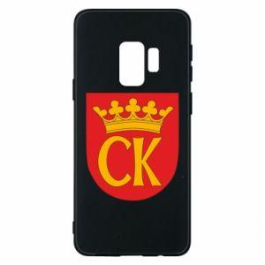Samsung S9 Case Kielce coat of arms