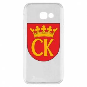 Samsung A5 2017 Case Kielce coat of arms